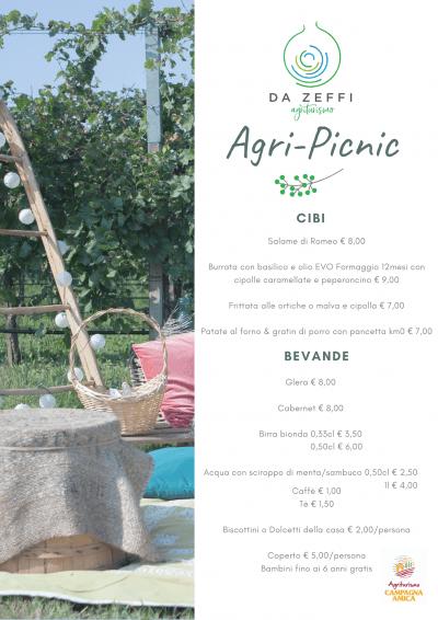 menu picnic 9maggio21